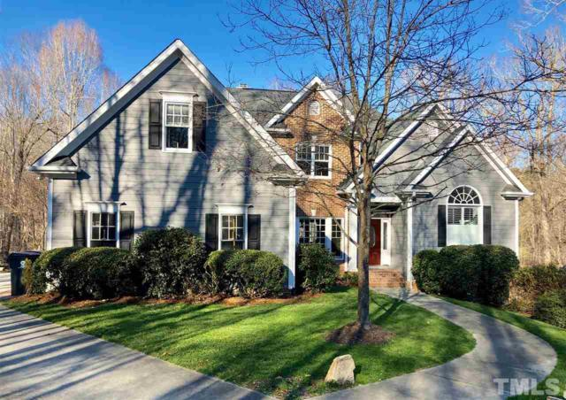 549 Oak Crest Drive, Chapel Hill, NC 27516 (#2234402) :: The Perry Group