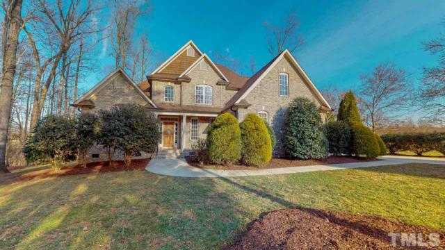 56 N Old Lantern Road, Timberlake, NC 27583 (#2234485) :: M&J Realty Group