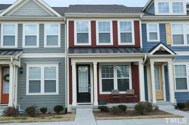2801 Wilshire Hill Drive #109, Raleigh, NC 27604 (#2234526) :: The Beth Hines Team