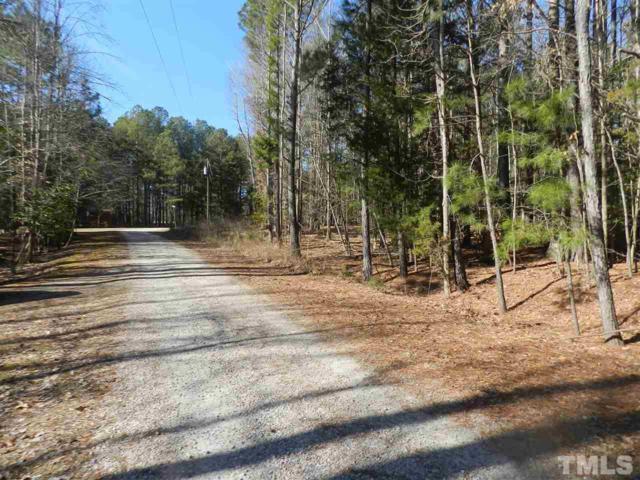 Lot 60 White Deer Lane, Henderson, NC 27537 (#2234576) :: Spotlight Realty