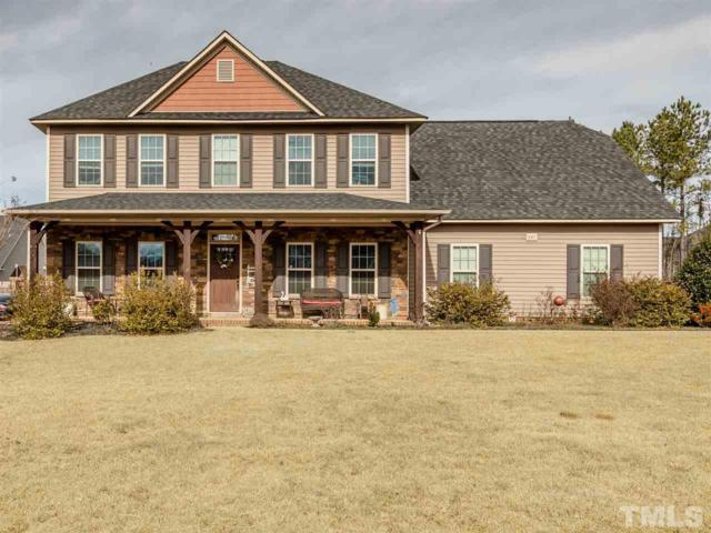 257 Swann Trail, Clayton, NC 27527 (#2234759) :: M&J Realty Group