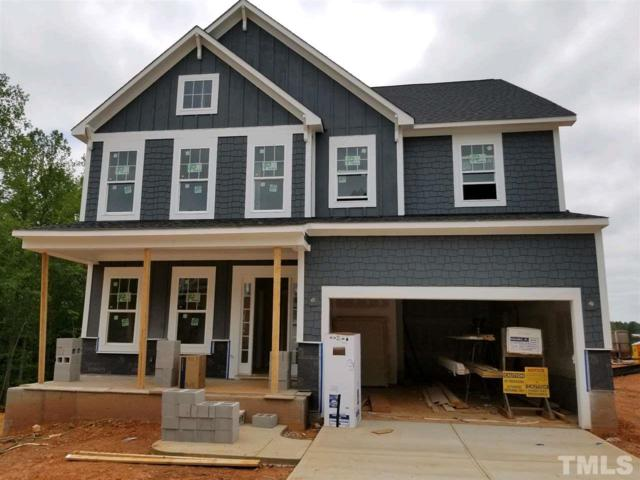 125 Mystic Pine Place, Apex, NC 27539 (#2234765) :: M&J Realty Group