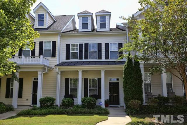1003 Christopher Drive, Chapel Hill, NC 27517 (#2234783) :: M&J Realty Group