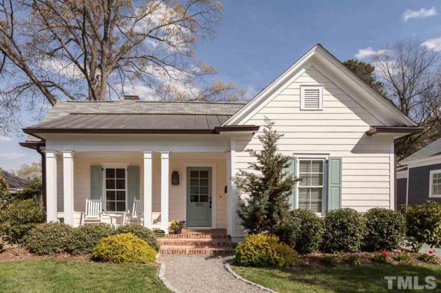806 N Boylan Avenue, Raleigh, NC 27605 (#2234785) :: The Perry Group