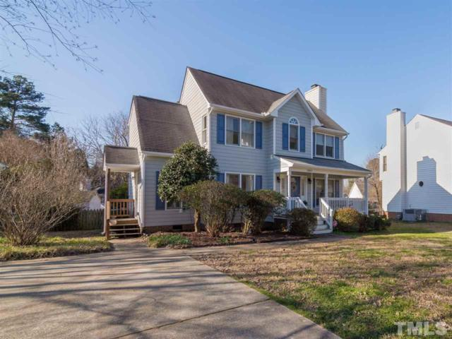 5801 Mountain Island Drive, Durham, NC 27713 (#2234801) :: M&J Realty Group