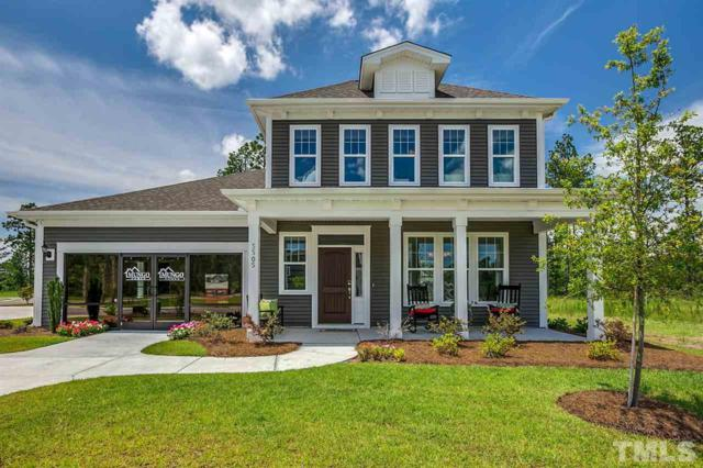 224 Cahors Trail, Holly Springs, NC 27540 (#2234870) :: The Perry Group