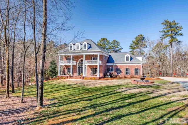 453 Heritage Drive, Apex, NC 27523 (#2234934) :: The Jim Allen Group