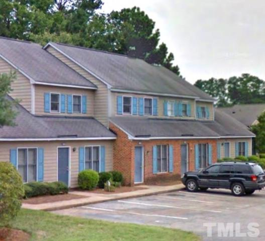 2605 Camellia Drive #2605, Durham, NC 27705 (#2234976) :: M&J Realty Group