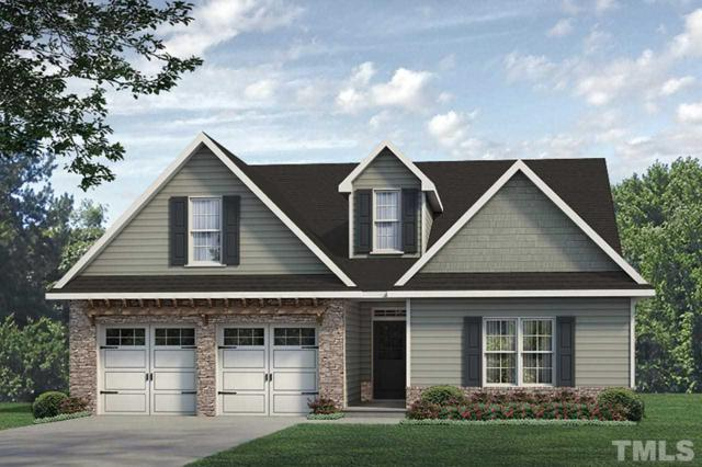 646 Sunland Drive Lot 67, Knightdale, NC 27545 (#2235047) :: The Jim Allen Group