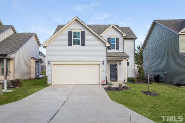 168 Outwater Ridge Drive, Garner, NC 27529 (#2235055) :: M&J Realty Group