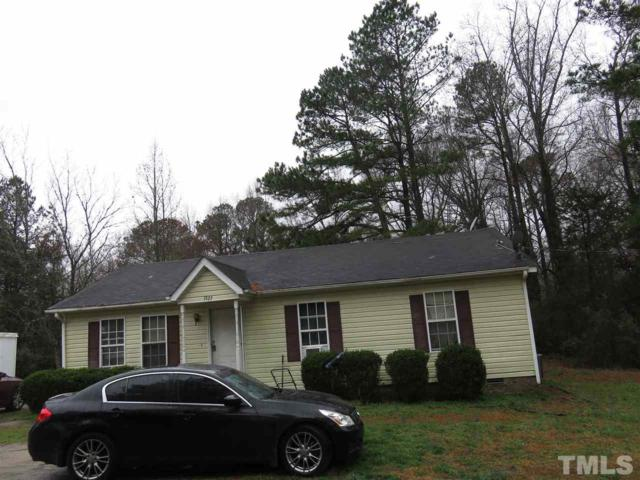 1927 Old Crews Road, Knightdale, NC 27545 (#2235079) :: Marti Hampton Team - Re/Max One Realty