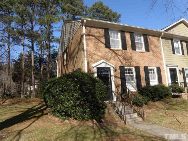 3119 Morningside Drive, Raleigh, NC 27607 (#2235120) :: M&J Realty Group