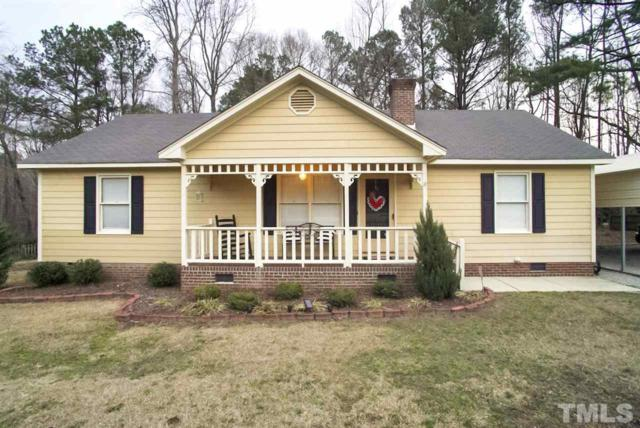 100 Wynfield Drive, Clayton, NC 27520 (#2235128) :: Marti Hampton Team - Re/Max One Realty