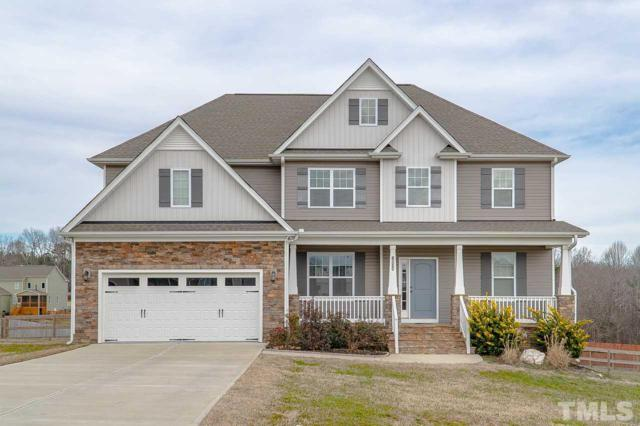 1034 Butterfly Circle, Wake Forest, NC 27587 (#2235133) :: M&J Realty Group