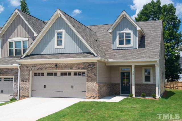 568 Brunello Drive #57, Wake Forest, NC 27587 (#2235229) :: Morgan Womble Group
