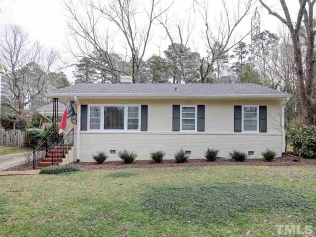 1332 Banbury Road, Raleigh, NC 27607 (#2235290) :: Marti Hampton Team - Re/Max One Realty