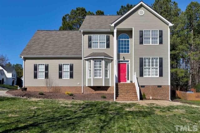 3005 Dargan Hills Drive, Wake Forest, NC 27587 (#2235298) :: The Perry Group