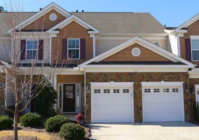 517 Sealine Drive, Cary, NC 27519 (#2235325) :: M&J Realty Group