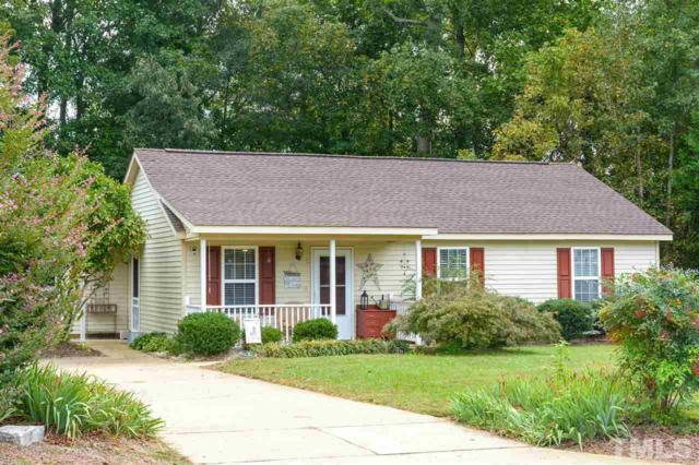 137 Holly Mountain Road, Holly Springs, NC 27540 (#2235349) :: The Jim Allen Group