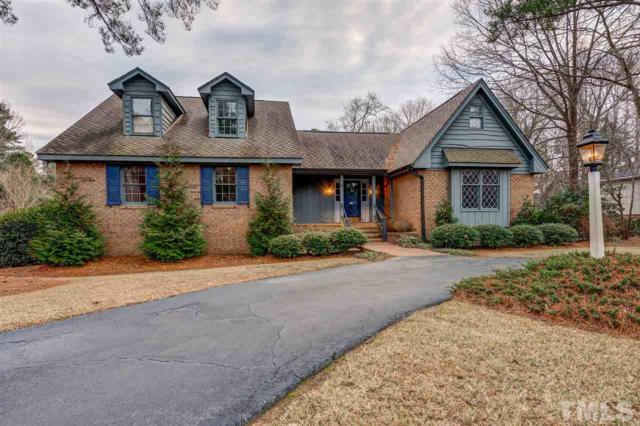 3501 Mansfield Drive, Rocky Mount, NC 27803 (#2235355) :: The Jim Allen Group