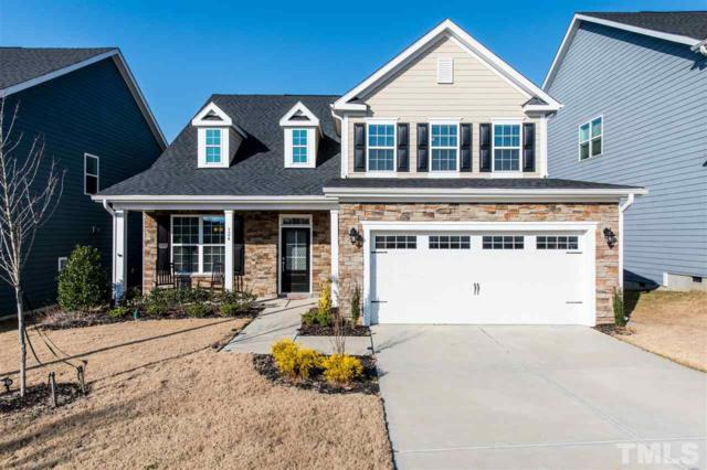 324 Atwood Drive, Holly Springs, NC 27540 (#2235384) :: The Perry Group
