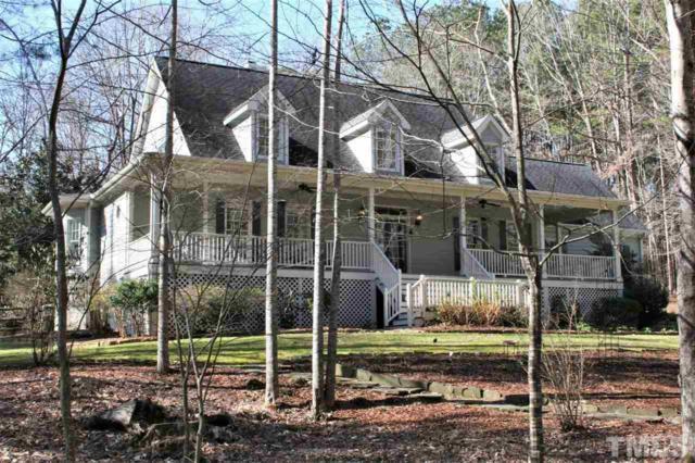 1420 Preston Spring Lane, Chapel Hill, NC 27516 (#2235444) :: The Results Team, LLC