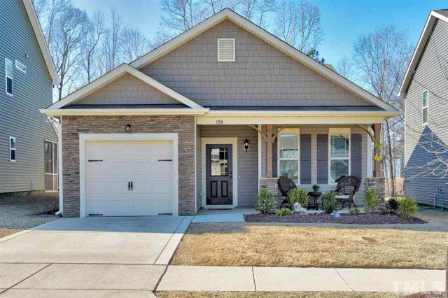 129 Mcdowell Parkway, Clayton, NC 27520 (#2235459) :: The Beth Hines Team