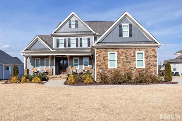 248 Character Drive, Rolesville, NC 27571 (#2235495) :: Morgan Womble Group