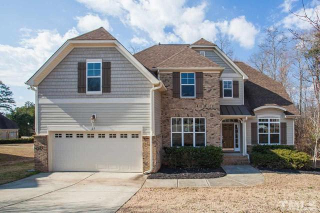 25 Nettletree Creek Court, Youngsville, NC 27596 (#2235509) :: The Perry Group
