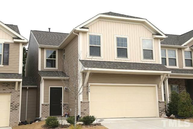 208 Princess Place, Morrisville, NC 27560 (#2235517) :: M&J Realty Group