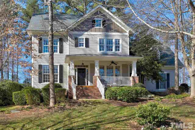 100 Branchside Lane, Holly Springs, NC 27540 (#2235658) :: Raleigh Cary Realty