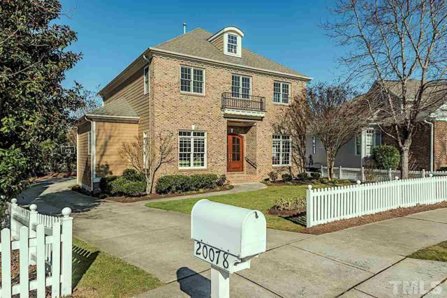 20078 Long, Chapel Hill, NC 27517 (#2235683) :: The Perry Group