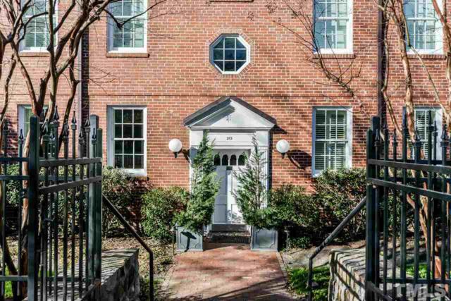 213 E Franklin Street #204, Chapel Hill, NC 27514 (#2235826) :: The Results Team, LLC