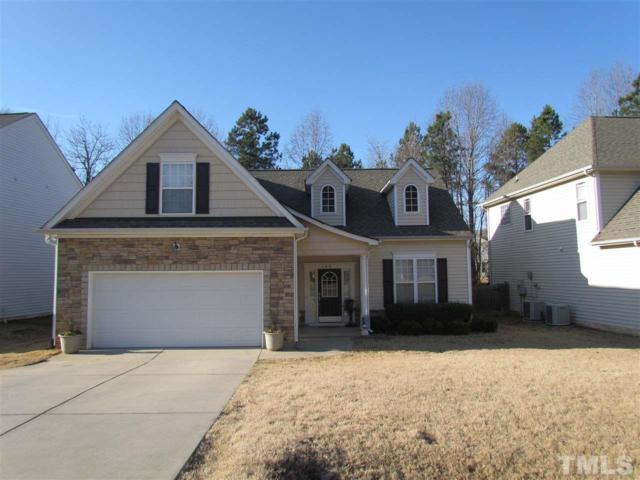 125 Pearson Place, Clayton, NC 27527 (#2235842) :: M&J Realty Group