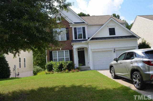 2016 Addenbrock Drive, Morrisville, NC 27560 (#2235934) :: The Beth Hines Team