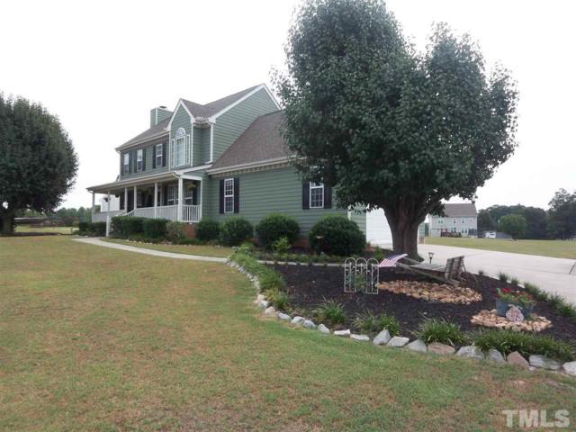 313 Riverwood Drive, Clayton, NC 27527 (#2235968) :: M&J Realty Group