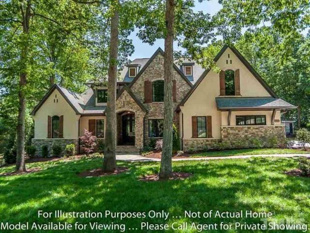 7425 Hasentree Club Drive, Wake Forest, NC 27587 (#2235972) :: Raleigh Cary Realty
