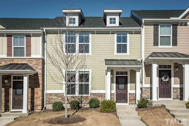 1024 Semora Lane, Morrisville, NC 27560 (#2236012) :: The Perry Group