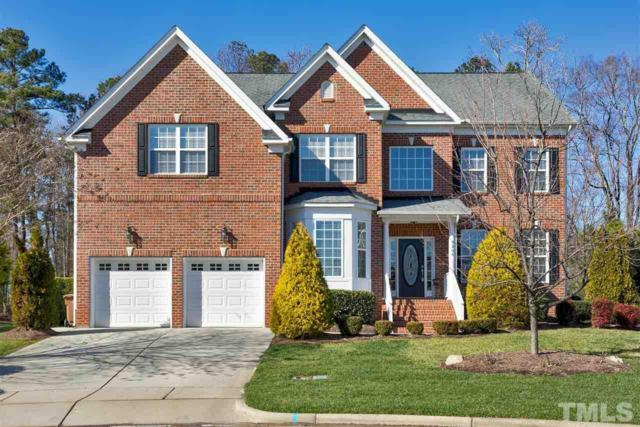 8208 Wade Green Place, Cary, NC 27519 (#2236020) :: M&J Realty Group