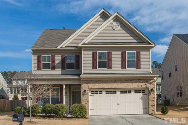 2329 Everstone Road, Wake Forest, NC 27587 (#2236039) :: The Results Team, LLC