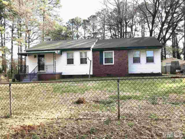914 Powell Drive, Garner, NC 27529 (#2236045) :: Marti Hampton Team - Re/Max One Realty