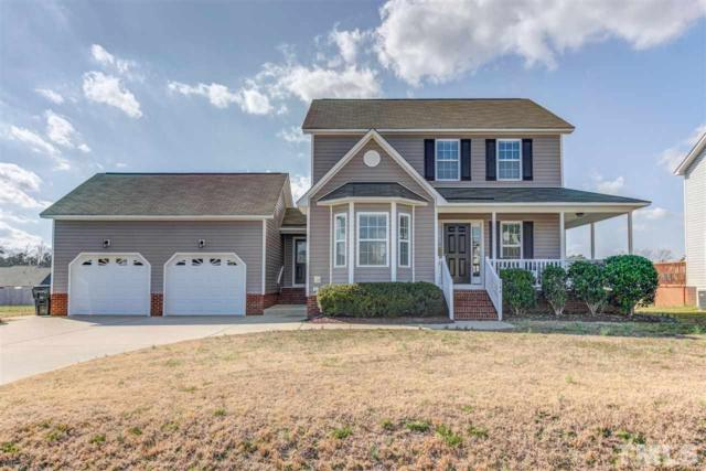 144 Woodglen Drive, Clayton, NC 27527 (#2236079) :: The Perry Group