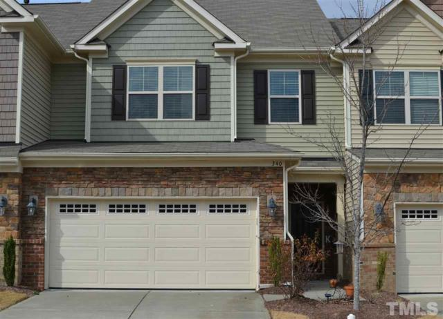340 Long Millgate Road, Morrisville, NC 27560 (#2236084) :: M&J Realty Group
