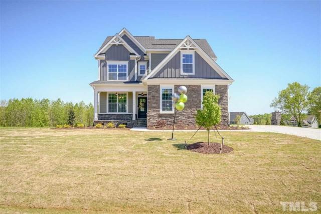 5537 Garnet Meadow Road, Knightdale, NC 27545 (#2236220) :: The Jim Allen Group