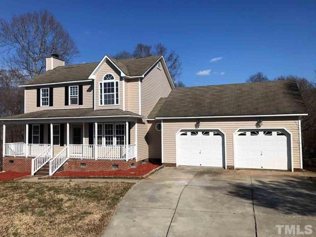 6317 Silver Spring Court, Willow Spring(s), NC 27592 (#2236265) :: The Jim Allen Group