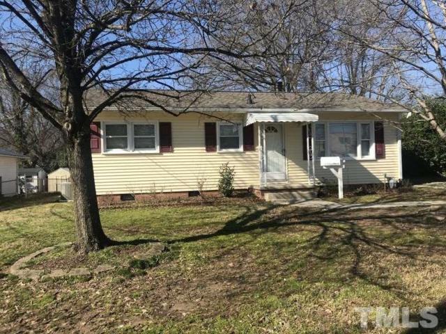 2021 Carolina Avenue, Durham, NC 27705 (#2236327) :: Spotlight Realty