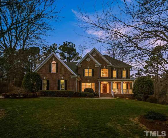 107 Turtleback Crossing Drive, Chapel Hill, NC 27516 (#2236338) :: M&J Realty Group