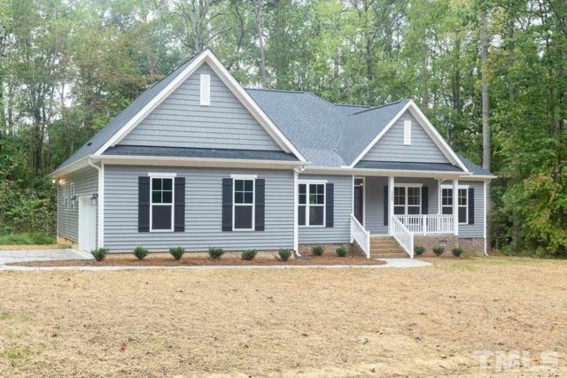 1825 E Greensboro Chapel Hill Road, Snow Camp, NC 27349 (#2236371) :: Morgan Womble Group