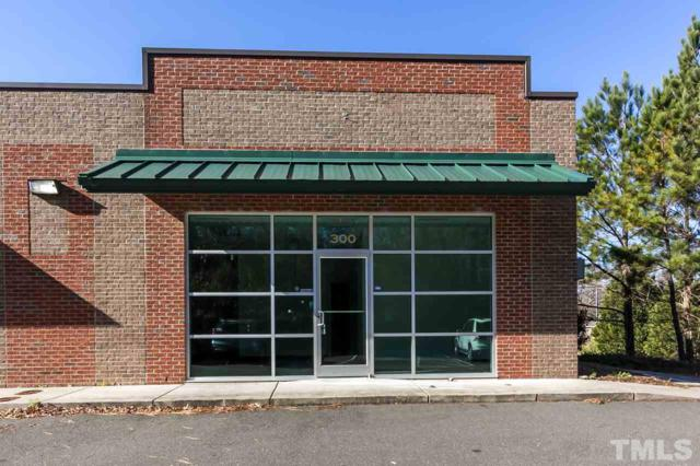 129-300 E Main Street, Youngsville, NC 27596 (#2236374) :: The Perry Group