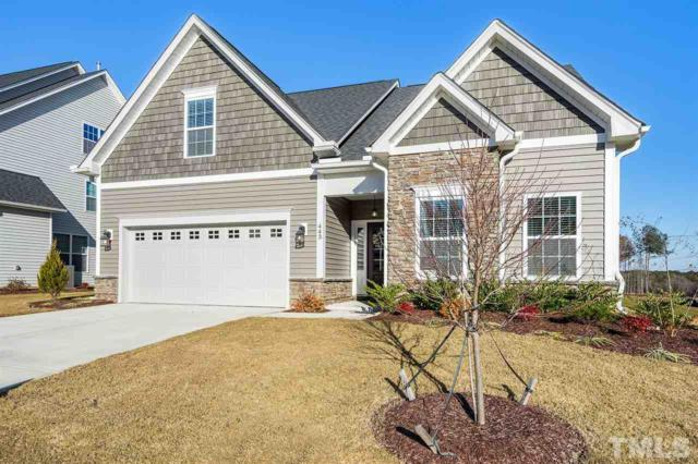 220 Southern Acres Drive, Fuquay Varina, NC 27526 (#2236394) :: The Perry Group